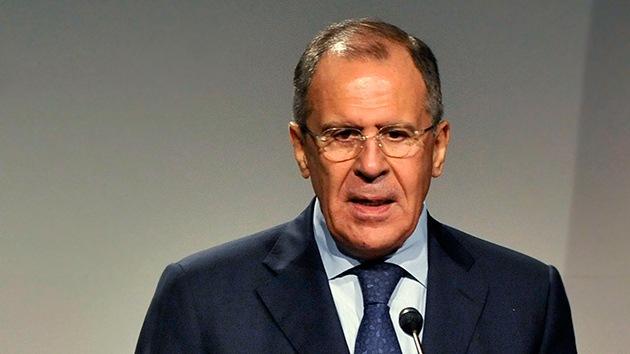 """""""Hablar con Rusia en el lenguaje de ultimátum es absolutamente inaceptable"""""""