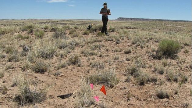 Hallan un poblado indígena de 1.300 años en el Parque Nacional de Arizona