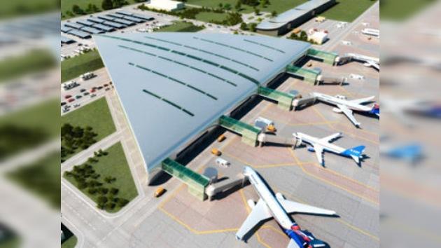Un 'hermano menor' del aeropuerto de Barcelona para la ciudad rusa de Perm