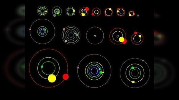 La NASA descubre 60 nuevos planetas en un 'puño' de la galaxia