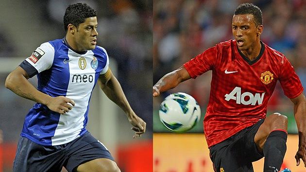 El Zenit quiere fichar al brasileño Hulk y al portugués Nani