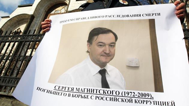 Comité del Senado de EE.UU. aprueba el proyecto de ley Magnitski
