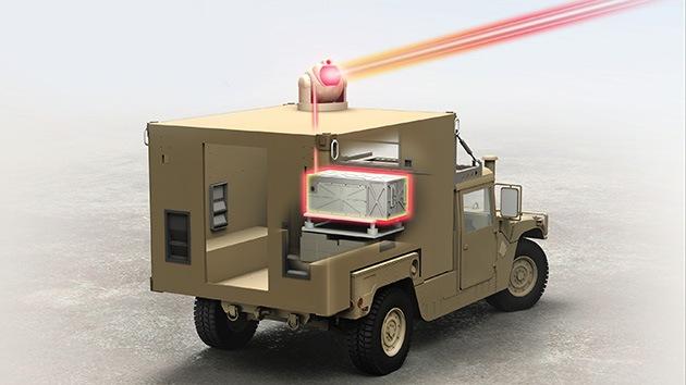 Video: EE.UU. diseña un cañón láser capaz de derribar aviones y drones a baja altura