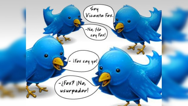 ¡Cuidado con el twittero Vicente Fox!