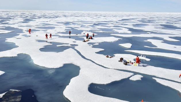 Nuevas anomalías en el Ártico