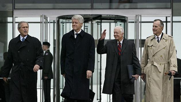 ¿Son 'un lujo' los ex presidentes?: EE. UU. se gasta 3,7 millones de dólares en ellos