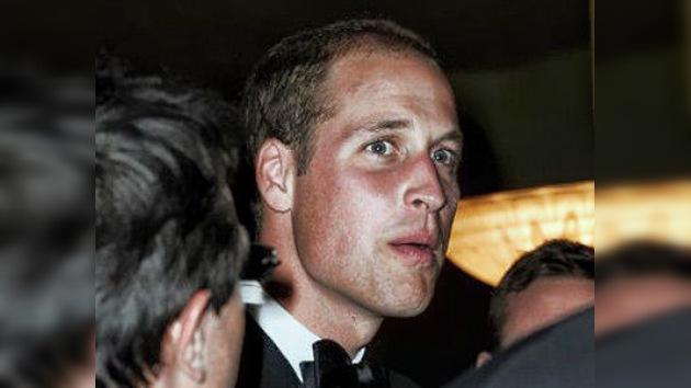 Inteligencia británica teme ataques extremistas contra el príncipe Guillermo