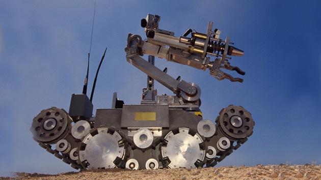 Rusia desarrolla un sistema de control de robots militares