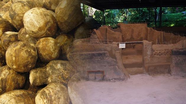 Hallazgo único en la 'Pompeya maya': Volcán conserva manjares precolombinos