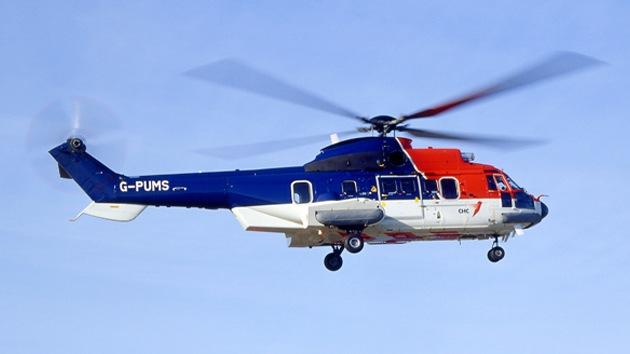 Bolivia comprará seis helicópteros Super Puma a Francia