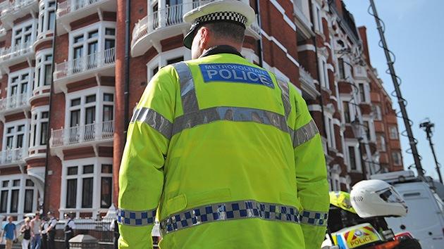 Un hombre ha sido apuñalado en Londres, días después del asesinato de un soldado