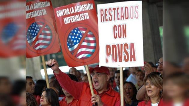 Venezuela protesta por las sanciones de EE. UU. contra PDVSA