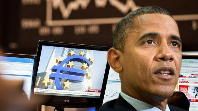 """Obama a España: """"La austeridad puede acelerar la espiral hacia la recesión"""""""