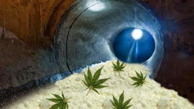 España: científicos descubren 'ríos' de cocaína y cannabis bajo el asfalto