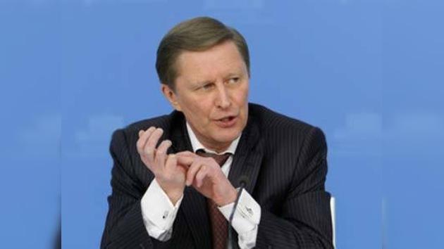Los satelites de navegación rusos funcionarán dentro de tres meses