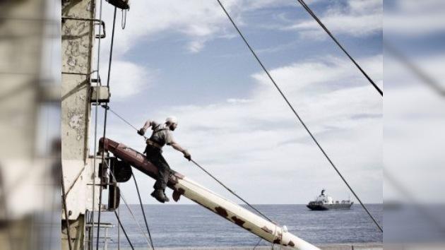 La odisea de unos marineros ex soviéticos en España