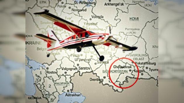 Ocho personas mueren en un accidente aéreo en los Urales