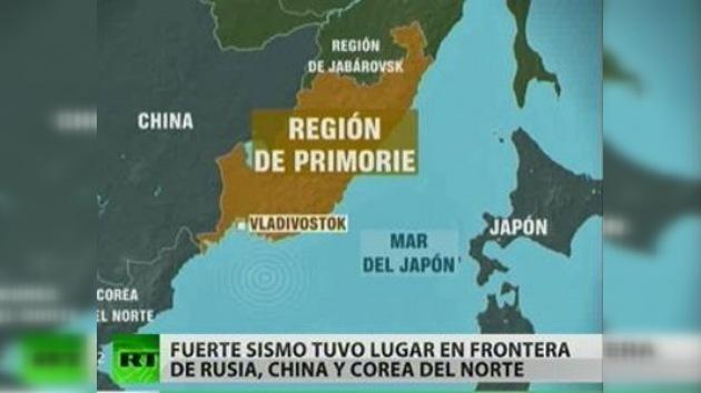 Varios terremotos sacuden el Océano Pacífico