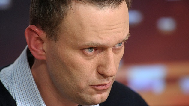 Acusan de estafa a un líder opositor ruso