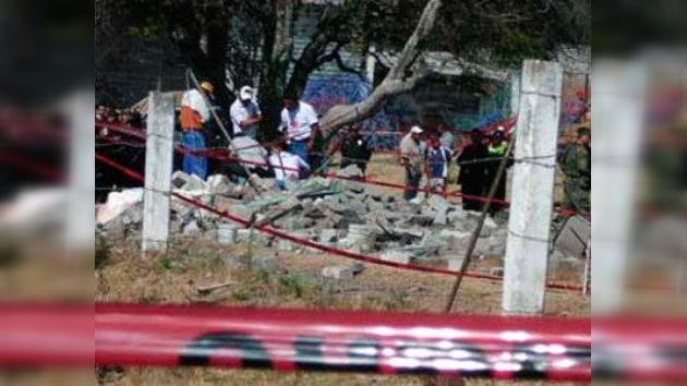 El incendio de un polvorín en México deja 5 muertos