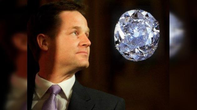 Gran Bretaña no devolverá el legendario diamante Koh-i-noor a la India