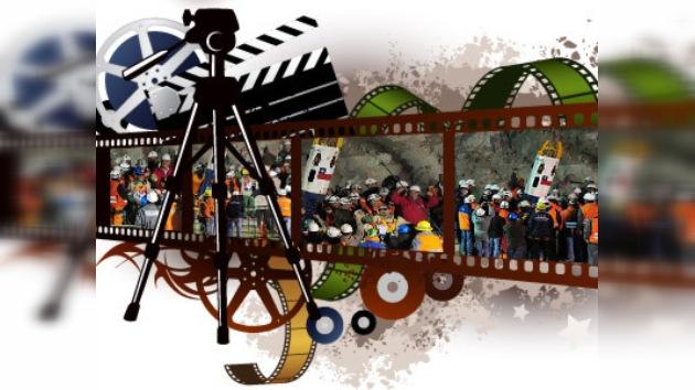 """El drama de los mineros se convierte en """"show"""""""