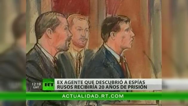 Concluyen la investigación del caso de traición que desató el escándalo de espías de 2010
