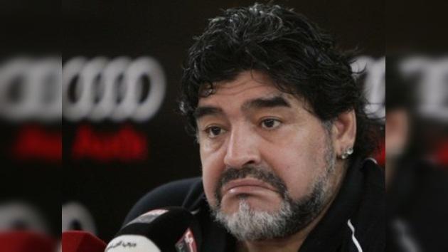 Maradona y Batista se encontrarán en los tribunales en diciembre