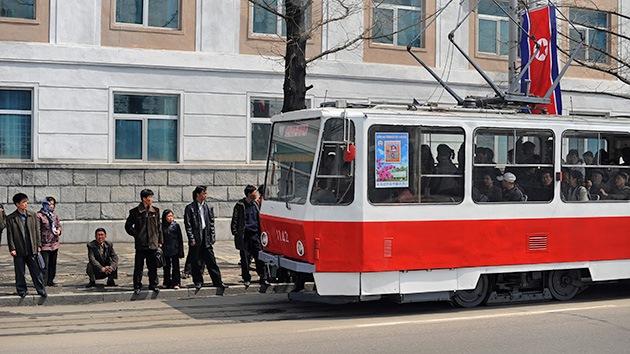 Testigos: La capital de Corea del Norte, sin señales de preocupación ante la guerra