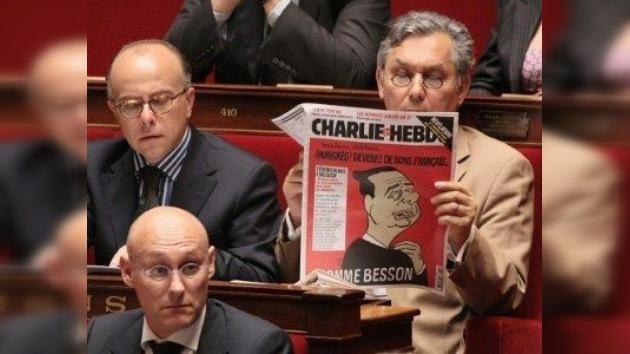 Una revista francesa nombra a Mahoma redactor jefe