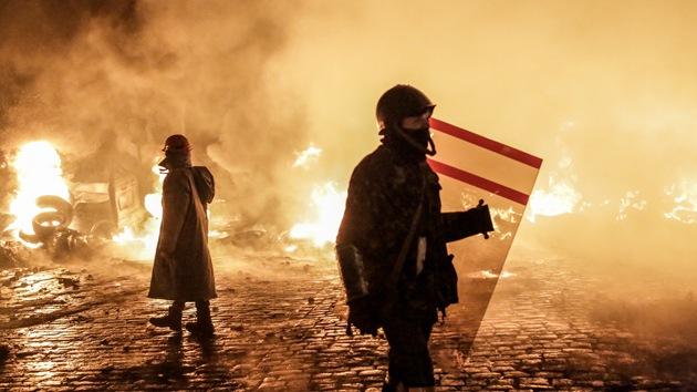 """""""Rusia se indigna al ver la injerencia externa en los procesos internos de Kiev"""""""
