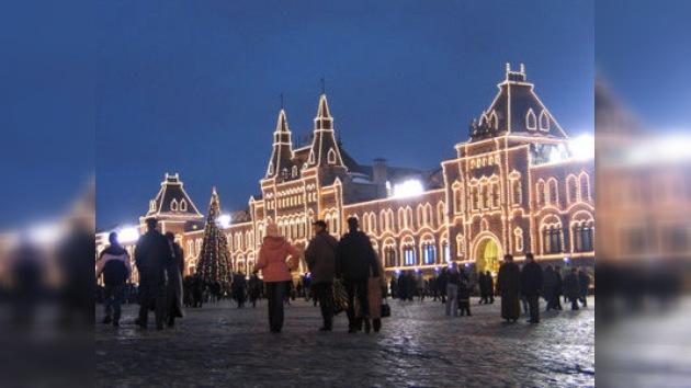¿Cuáles son las preferencias de los rusos para Año Nuevo?