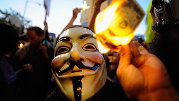 De Bilderberg a Bohemian Club, Occupy apunta al 1%