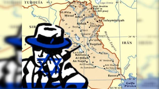 Espías israelíes recorren territorio iraní en busca de armas nucleares