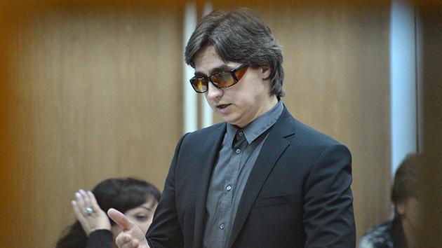 """Testifica el director artístico del Bolshói atacado con ácido: """"No perdono a nadie"""""""