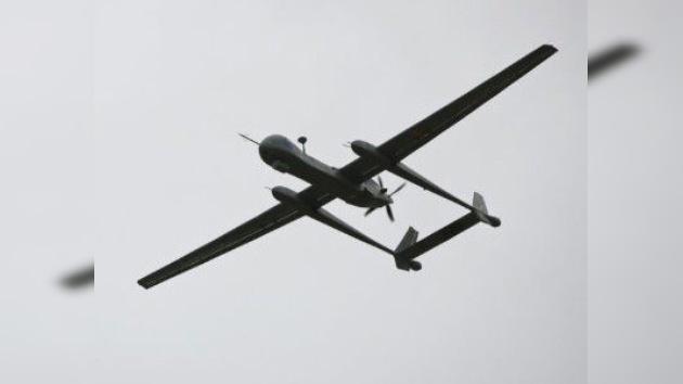 El mayor avión no tripulado del mundo se estrella en Israel