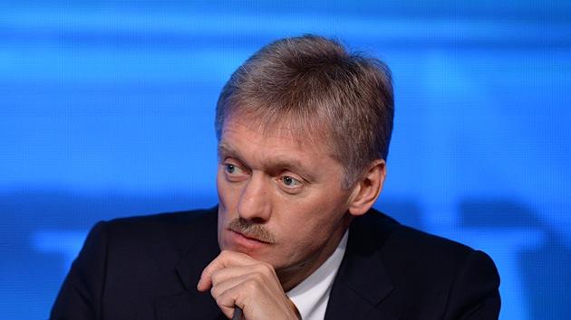 Portavoz de Putin: Esperamos que nuestros socios sean sabios para no agravar la confrontación
