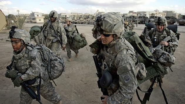 La OTAN amenaza con aumentar su presencia terrestre, marítima y aérea en Europa del Este