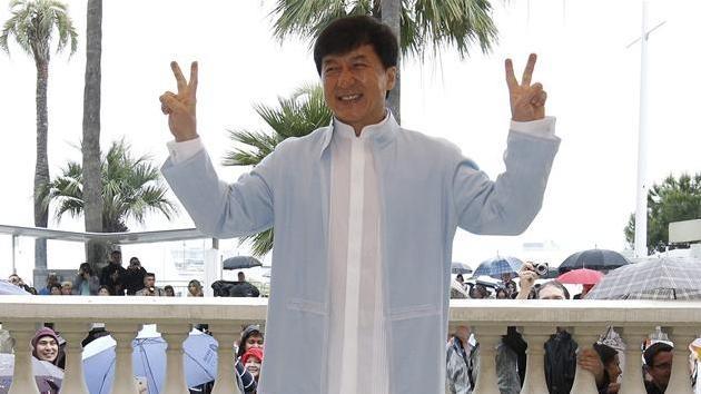 Jackie Chan se despide del cine de acción