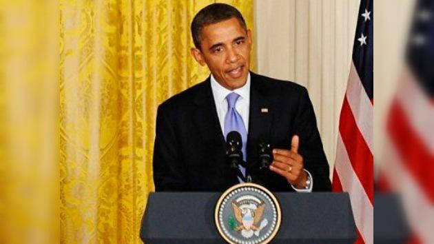 Obama señala a Teherán como instigador del complot terrorista sin aportar pruebas