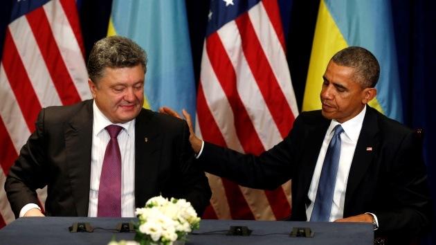 Experto: EE.UU. se desentiende de la reputación del nuevo presidente de Ucrania
