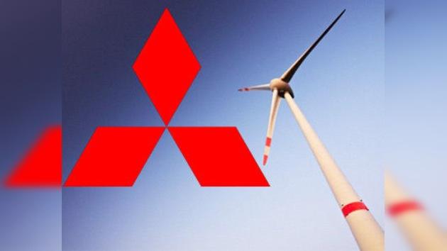 Mitsubishi participará en un gran proyecto eólico en México