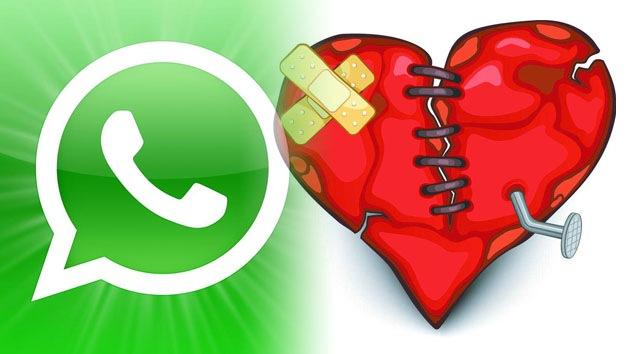 WhatsApp mata el amor: 28 millones de rupturas por culpa del 'doble check'