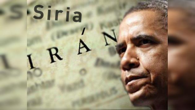 EE. UU. castigará severamente a los 'cómplices' de Irán y Siria
