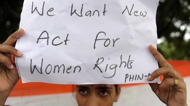 Violan a otra niña de 5 años en India