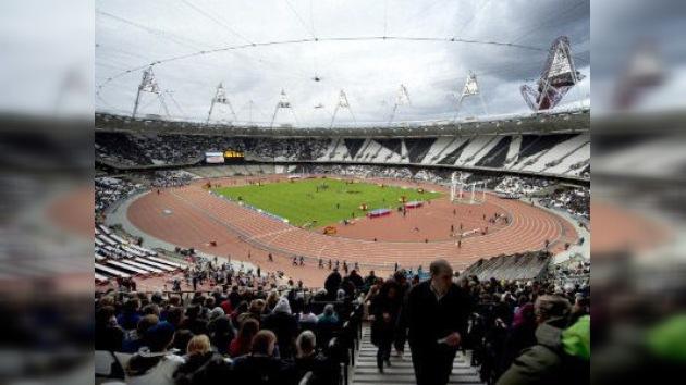 Londres inaugura oficialmente su estadio olímpico