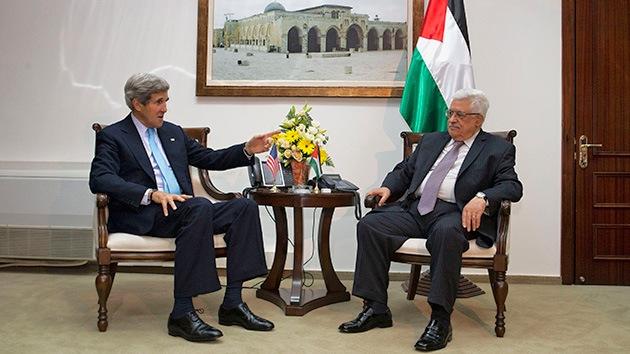EE.UU. amenaza a Palestina con cortarle la ayuda financiera si no reconoce a Israel