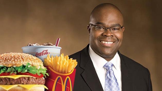 Jefe de McDonald's: Sí se puede adelgazar comiendo en nuestra cadena todos los días