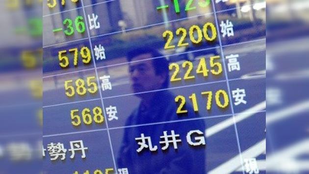 Asia muestra crecimiento durante la primera sesión de la Bolsa de 2010