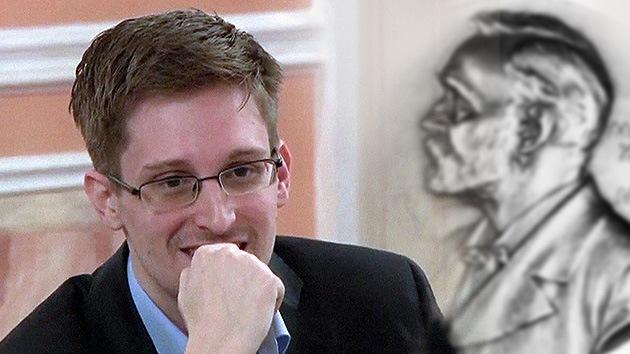 Parlamentarios de la UE proponen a Snowden para el Nobel de la Paz